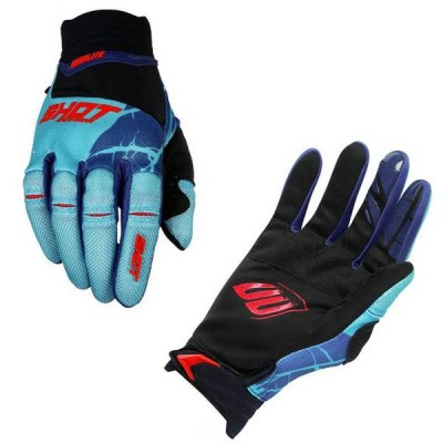 Gants Cross Shot Aérolite Magma Mint Rouge 2017
