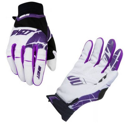 Gants Cross Shot Aérolite Magma Ultraviolet 2017