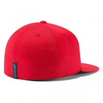 Casquette Icon Double Up Rouge