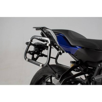 Support pour valise QUICK-LOCK EVO SW-Motech Yamaha MT-07 Tracer 2016 +