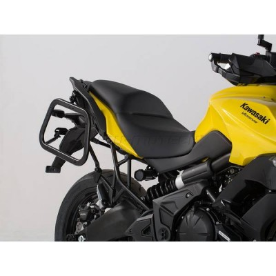 Support pour valise QUICK-LOCK EVO SW-Motech Kawasaki 650 Versys 2015 +