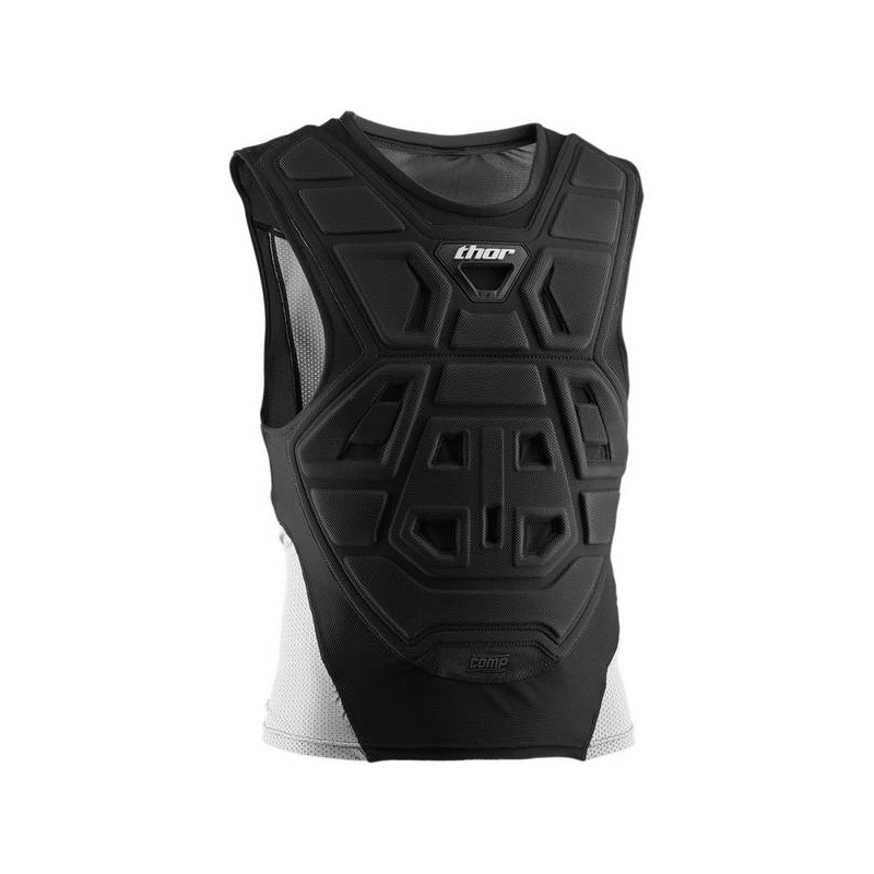 Gilet de Protection Compressif Deflector Cross Thor Noir 2017