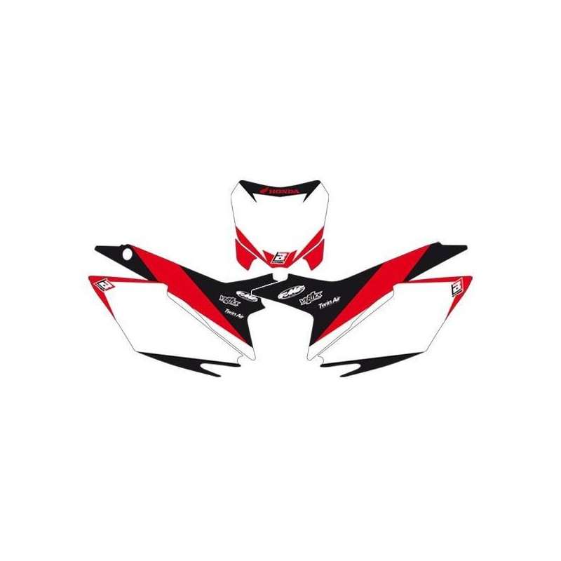 Fonds de plaque Blackbird Dream Graphic II 250 CRF R 10/13