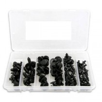 COFFRET DE RIVETS PLASTIQUES CARENAGE BOLT