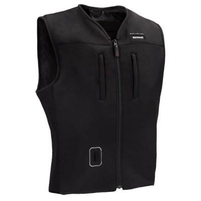 Gilet Airbag à Câble C-Protect Air Bering Noir