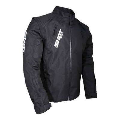 Veste Enduro Shot Contact Assault Noir 2018