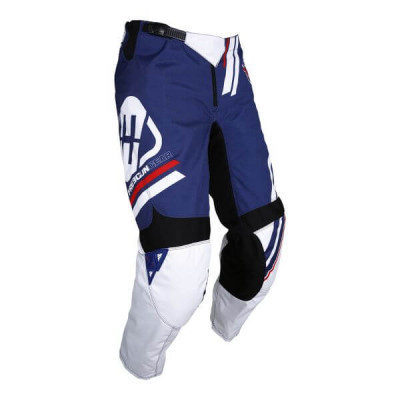 Pantalon Cross Freegun College Bleu/Rouge 2018
