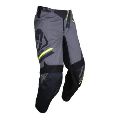 Pantalon Cross Freegun College Gris/Néon Jaune 2018