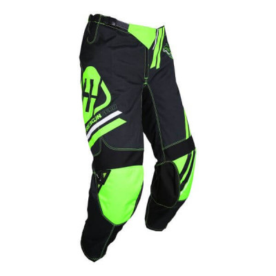 Pantalon Cross Freegun College Néon Vert 2018