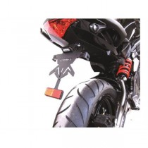 Support de Plaque Chaft Kawasaki ER6 N, S 12/16