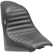 Selle Solo Mustang Café Shope Signature Series Tuck and Roll Noir