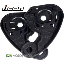 KIT PIVOT D'ECRAN ICON OPTICS POUR CASQUE INTEGRAL AIRMADA