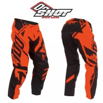 Pantalon Cross Shot Contact Raceway Neon Orange 2016