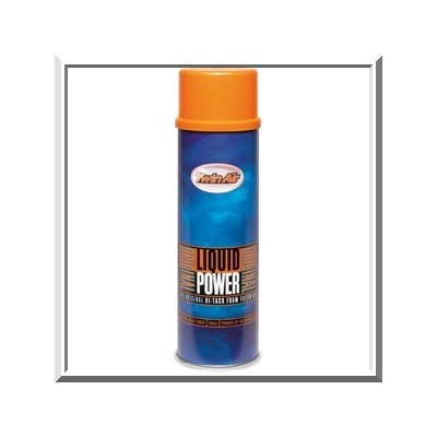 "SPRAY HUILE FILTRE A AIR ""TWIN AIR"" 500 ML CROSS"