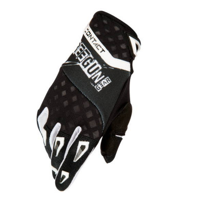 Gants cross Freegun Contact Freak Noir 2016
