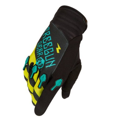 Gants cross Freegun Devo Bandana Mint Lime 2016