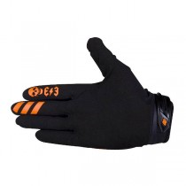 Gants cross Freegun Devo Bandana Gris Orange 2016