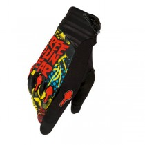 Gants cross Enfant Freegun Devo Iron Bleu Rouge 2016
