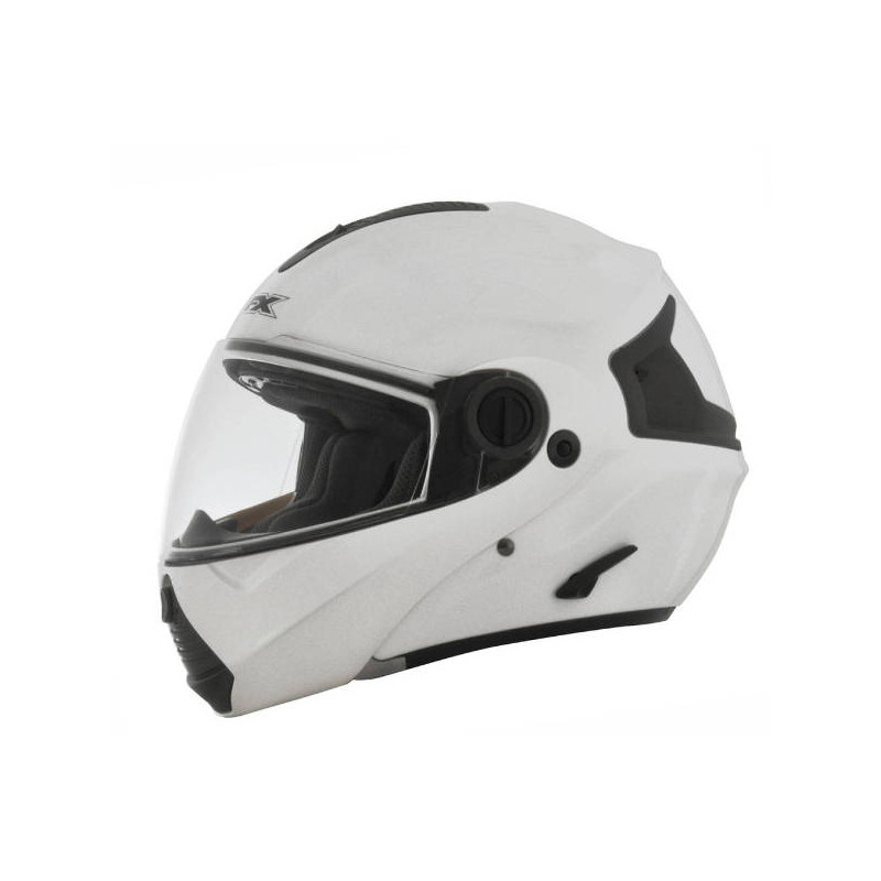 Casque moto Modulable AFX FX36 Pearl White