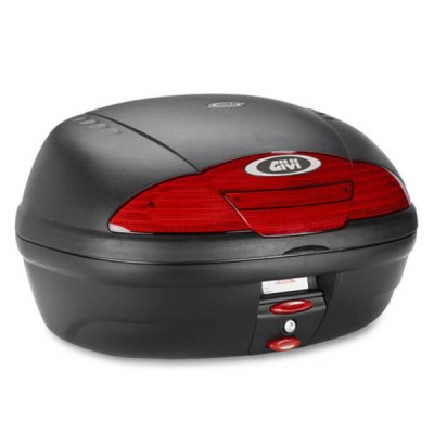 Top case GIVI E450 SIMPLY II noir 45lt