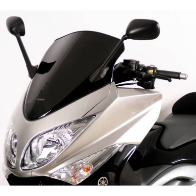 Bulle Racing MRA noire Yamaha 500 T-max 08/11